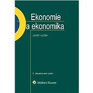 Ekonomie a ekonomika, 5. vydání - Josef Vlček