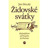 Židovské svátky - Elektronická kniha