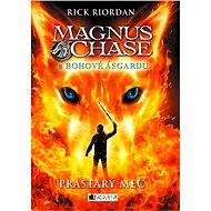 Magnus Chase a bohové Ásgardu - Prastarý meč - Elektronická kniha