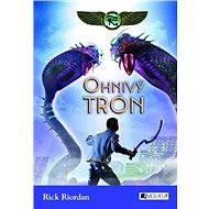 Kronika Cartera Kana 2 – Ohnivý trón (SK) - Elektronická kniha