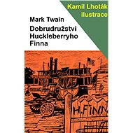 Dobrodružství Huckleberryho Finna - Elektronická kniha