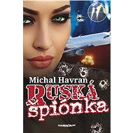 Ruská špiónka - Elektronická kniha