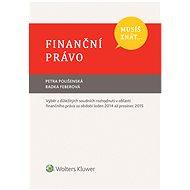 Musíš znát... Finanční právo - Elektronická kniha