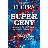 Supergeny - Elektronická kniha