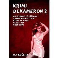 Krimi DEKAMERON 2 - Elektronická kniha