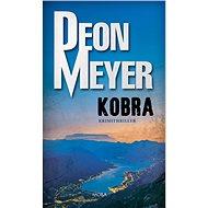 Kobra - Deon Meyer, 384 stran