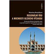 Regionální řád a mocnosti Blízkého východu  - Elektronická kniha