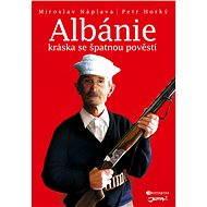 Albánie - Elektronická kniha