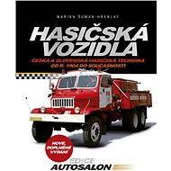 Hasičská vozidla - Elektronická kniha