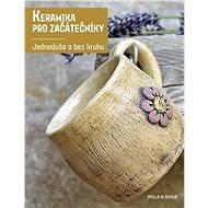 Keramika pro začátečníky - Elektronická kniha