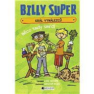 Billy Super – Král vynálezců: Něco tady smrdí - Elektronická kniha