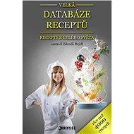Velká databáze receptů - Elektronická kniha