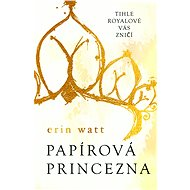 Papírová princezna - Elektronická kniha