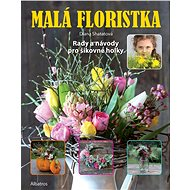 Malá floristka - Elektronická kniha