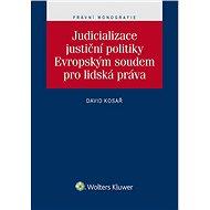 Judicializace justiční politiky Evropským soudem pro lidská práva - Elektronická kniha