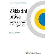 Základní práva - svazek první Důstojnost - Elektronická kniha