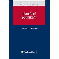 Ukončení podnikání - Jan Ondřej