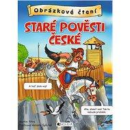 Obrázkové čtení – Staré pověsti české - Elektronická kniha