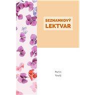 Seznamkový lektvar - Elektronická kniha
