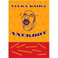 Velká kniha anekdot - Elektronická kniha