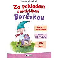 Za pokladem s medvídkem Borůvkou - Elektronická kniha