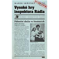 Vysoké hry inspektora Rádla - Elektronická kniha