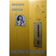 mutare omnia - Elektronická kniha