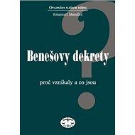 Benešovy dekrety - Elektronická kniha