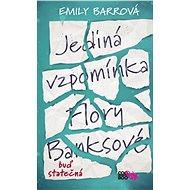 Jediná vzpomínka Flory Banksové - Elektronická kniha