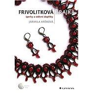 Frivolitková krajka - Elektronická kniha