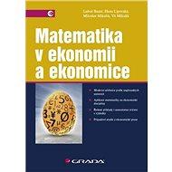 Matematika v ekonomii a ekonomice - Elektronická kniha