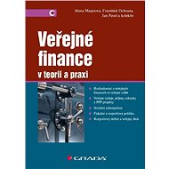 Veřejné finance - Elektronická kniha