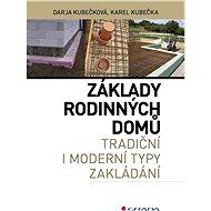 Základy rodinných domů - Elektronická kniha