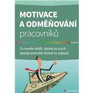 Motivace a odměňování pracovníků - Elektronická kniha