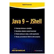 Java 9 - JShell - Elektronická kniha