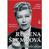 Růžena Šlemrová - Elektronická kniha