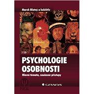 Psychologie osobnosti - Elektronická kniha