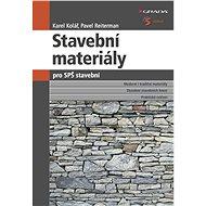 Stavební materiály pro SPŠ stavební - Elektronická kniha