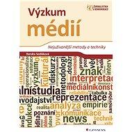 Výzkum médií - Elektronická kniha