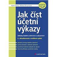 Jak číst účetní výkazy - Elektronická kniha