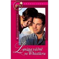 Lavina vášně ve Whistleru - Elektronická kniha