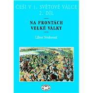 Češi v 1. světové válce, 2. díl - Elektronická kniha