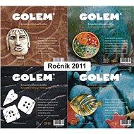 Golem ročník 2011 - Elektronická kniha