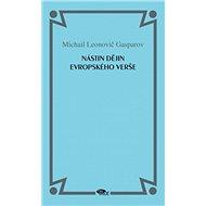 Nástin dějin evropského verše - Elektronická kniha