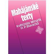 Mahájánské texty - Elektronická kniha