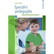 Speciální pedagogika - Elektronická kniha