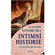 Intimní historie - Elektronická kniha