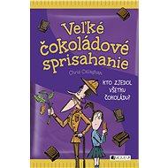Veľké čokoládové sprisahanie - Elektronická kniha