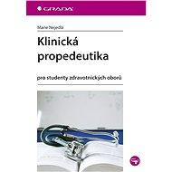 Klinická propedeutika - Elektronická kniha