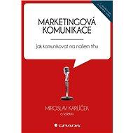 Marketingová komunikace - Elektronická kniha